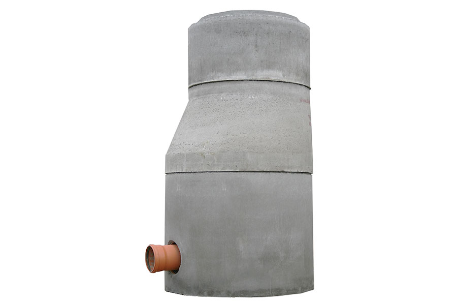 camin de vizitare din beton