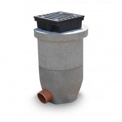 gura de scurgere din beton fara captator de mirosuri
