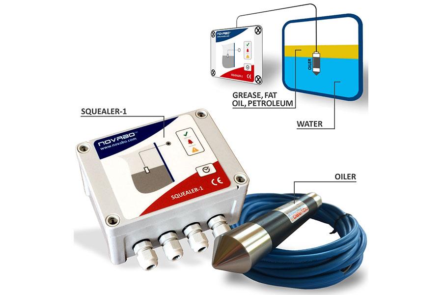 sistem avertizare hidrocarburi grasimi SET010 featured